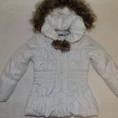 Куртка тёплая Carbone de luxe, на рост 116см.