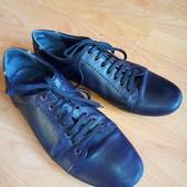 Туфли, мокасины размер 39-40 натуральная кожа