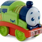 Fisher-Price музыкальный поезд Перси my first thomas friends railway pals percy train Sset