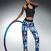 Штаны спортивные женские Chalice от Bas Bleu (Польша) распродажа