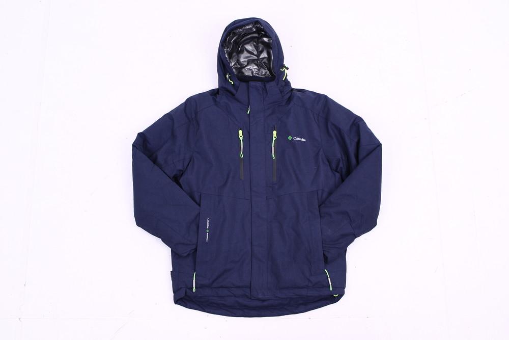45ebd803de97a Мужская зимняя куртка под columbia titanium с отражателем м-3xl фото №1