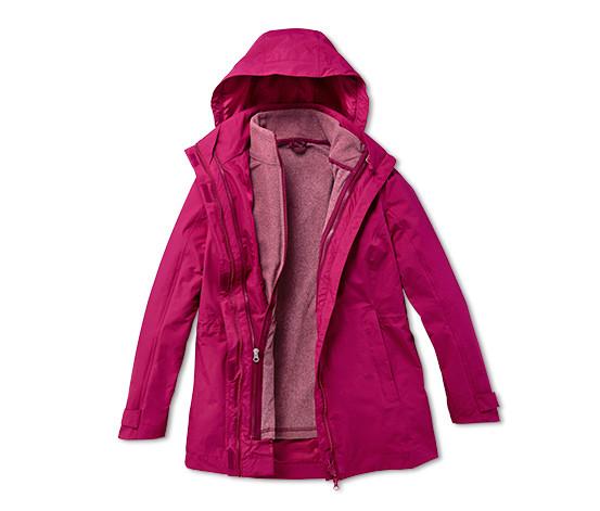 Всепогодная женская куртка 3 в 1 от tchibo германия евро 38, наш 44-46 фото №6