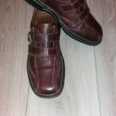 Туфли кожа Pavers р.42 стелька 28 см.
