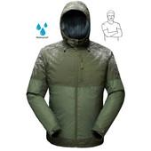 Мужская зимняя куртка sh100 x-warm (утепленная) Quechua код 8502535 Оригинал ЄС