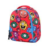 Рюкзак детский большой  из неопрена для девочки и для мальчика. Гадзила