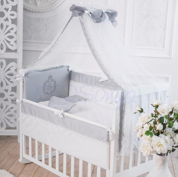 Постельное белье для новорожденных из 3 предметов (много моделей) фото №9