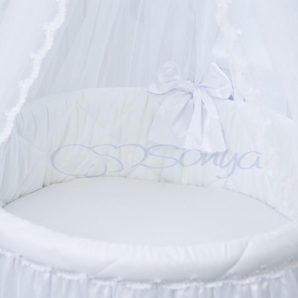 Постельное белье для новорожденных из 3 предметов (много моделей) фото №11