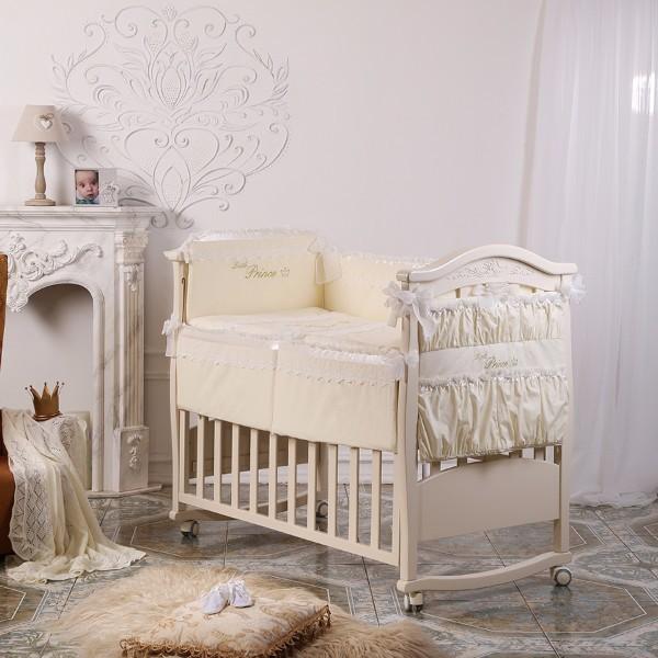 Постельное белье для новорожденных из 3 предметов (много моделей) фото №15