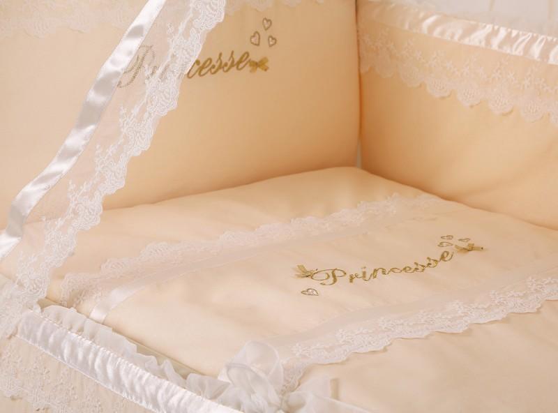 Постельное белье для новорожденных из 3 предметов (много моделей) фото №18