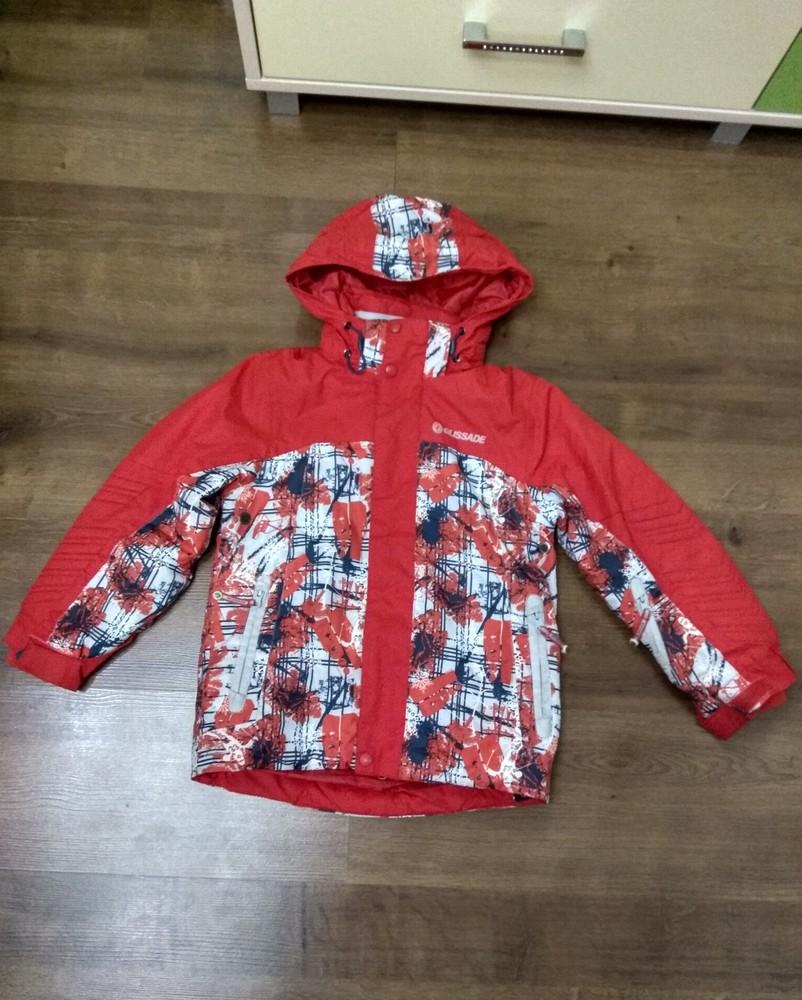 Куртка детская горнолыжная glissade, цена 350 грн - купить Верхняя ... 56948ecba45