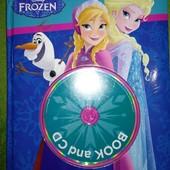 Книжка на английском для детей Анна и эльза.