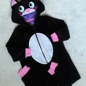 Чёрная Кошечка от m&s на 2-3годика.