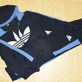 Спортивный костюм двунитка на рост 125-130 см