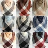 Платок шарф плед