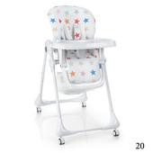 Бембі 3233 стульчик для кормления детский высокий Bambi