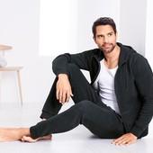 Теплые штаны с начесом в спортивном стиле XL 56-58 евро Тсм Tchibo.