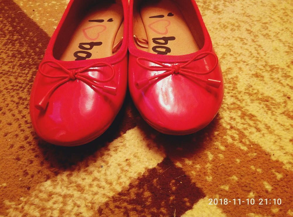 Туфли -балетки в идеальном состоянии, размер 32. фото №2