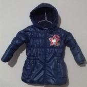 р.92-98, деми куртка на 2-3 годика