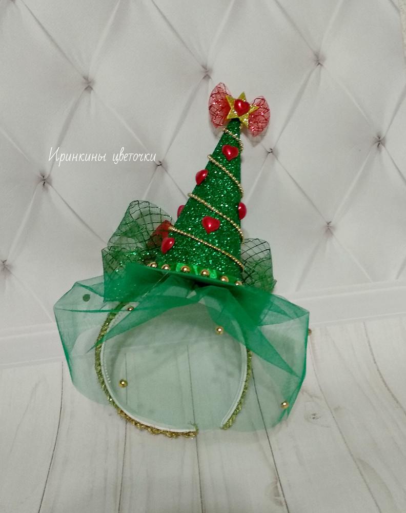 Шляпка-корона для костюма фото №1