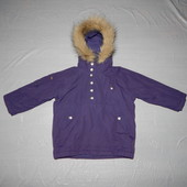 р. 104-110, зимняя куртка термо куртка Wheat очень теплая!