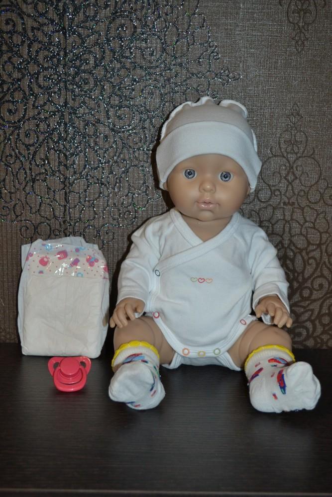 Zapf creation кукла нежный уход baby annabell фото №1