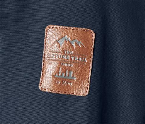 Куртка всепогодная nature trail от tcm tchibo, германия, р-р 38 и 40,  европейский (наш 44 и 46) фото №9