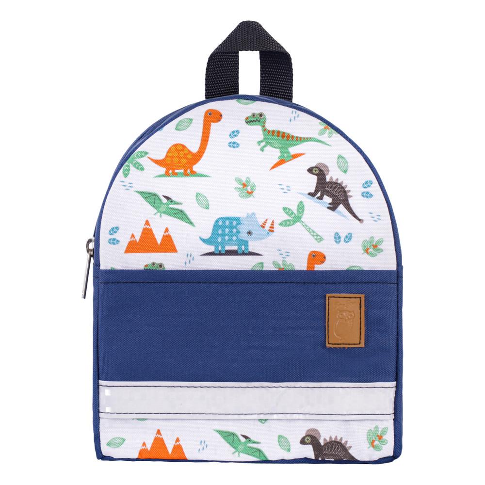 Детский рюкзак дино синий тм zo-zoo фото №1