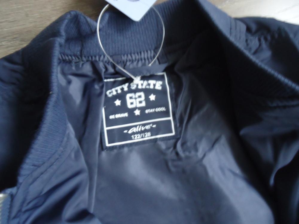 Бомбер ветровка легкая куртка alive германия, р-ры 122/128, 146/152, 158/164 см фото №5