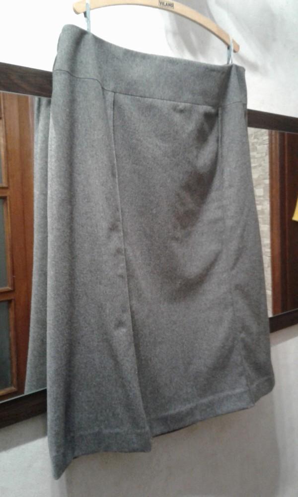 Тёплая, элегантная юбка hirsch,спідниця 46 р. 70 % шерсть 520 грн фото №1