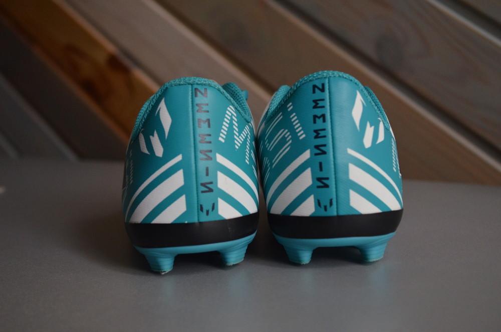 Кроссовки копы бутсы adidas nemeziz messi 17.4 fg s77201 (30,5) фото №4