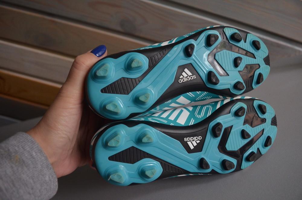 Кроссовки копы бутсы adidas nemeziz messi 17.4 fg s77201 (30,5) фото №5