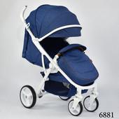 Джой 688 коляска детская прогулочная алюминиевая Joy
