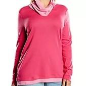 Качественная кофта пуловер р.М 40-42 Sheego Германия горло хомут обманка
