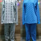 мужские пижамы начес