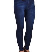 Джеггинсы утепленные, лосины под джинс на махре, качество!