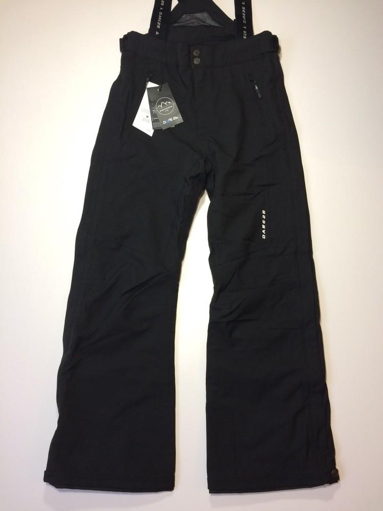Детские лыжные штаны dare2b на мальчика 13-14, 15-16 лет, рост 157, 163 см фото №1