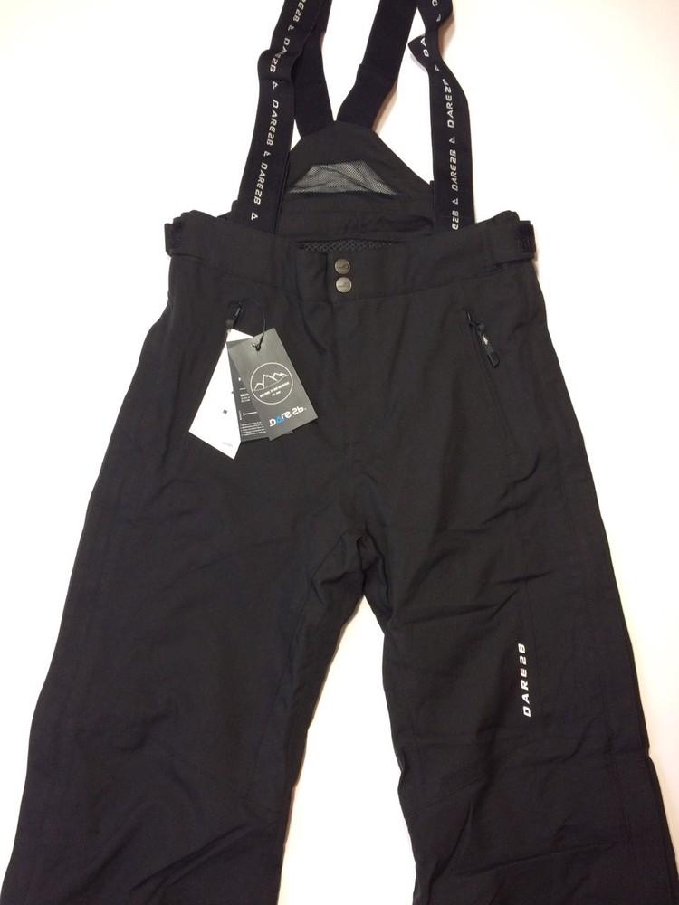 Детские лыжные штаны dare2b на мальчика 13-14, 15-16 лет, рост 157, 163 см фото №2