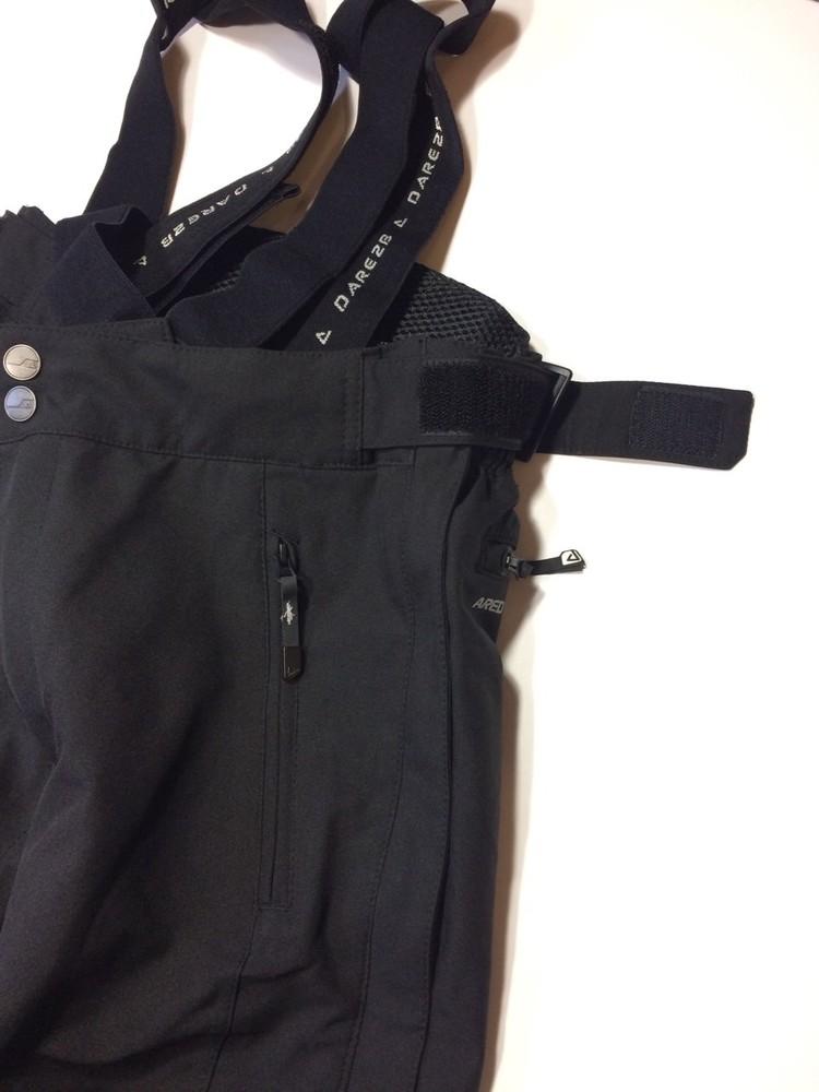 Детские лыжные штаны dare2b на мальчика 13-14, 15-16 лет, рост 157, 163 см фото №12