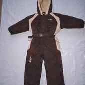 р. 92-98-104, термо комбинезон, Oha Ski, Франция, теплый зимний лыжный комбинезон