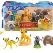 Львиная гвардия 5 фигурок (lion guard)