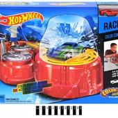 Автомойка Hot Wheel 5778, 1 машинка,меняет цвет