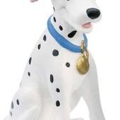 Распродажа - Фигурка Пэдди 6 см Лаки от Bullyland щенок собака далматинец  собачка 101 далматинец