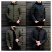 Куртка зимняя мужская теплая .курточка зима парка .2 цвета поспеши заказать куртки зимние