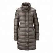 Обновка демисезонного гардероба - стеганая куртка-пальто от tchibo, германия