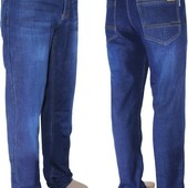 Мужские джинсы на флисе New Binni. 29. 30. 31. 32. 33. 34. 36. 38 размер.