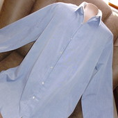 Рубашка рр 16,5 (42) бренд Next