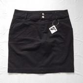 XL-3XL, поб 52-56, новая джинсовая юбка миди Bonprix