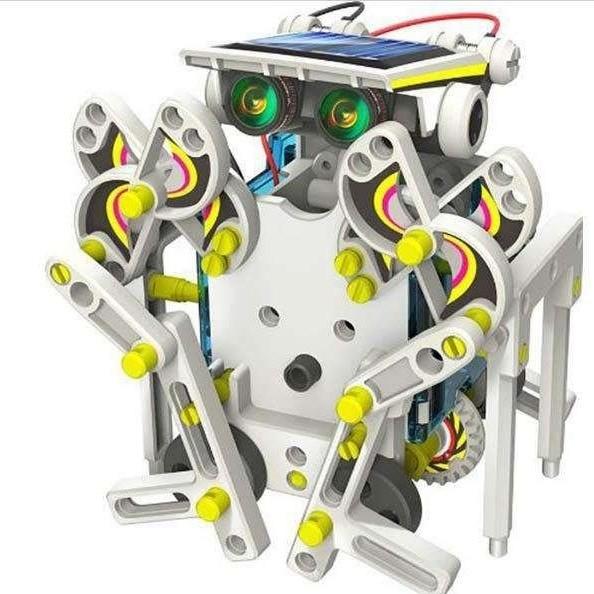 Робот-конструктор cic 21-615 14 в 1 фото №2
