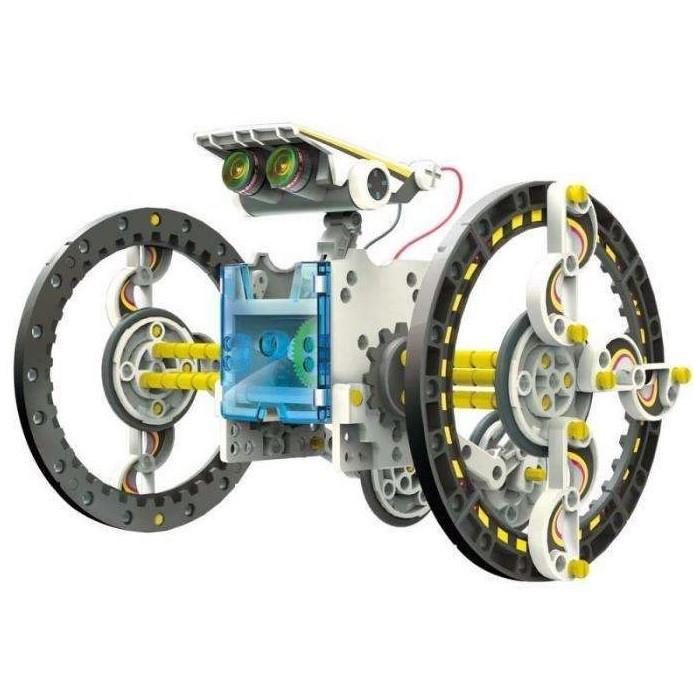 Робот-конструктор cic 21-615 14 в 1 фото №3