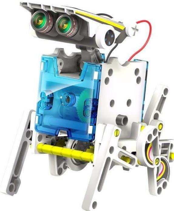 Робот-конструктор cic 21-615 14 в 1 фото №4